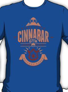 Cinnabar Gym T-Shirt