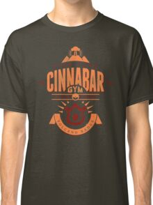 Cinnabar Gym Classic T-Shirt