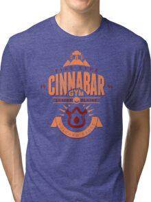 Cinnabar Gym Tri-blend T-Shirt