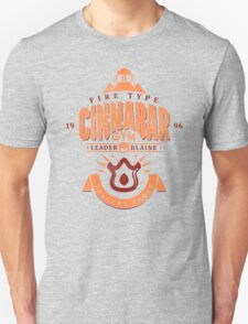 Cinnabar Gym T-Shirt