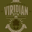 Viridian Gym by Azafran