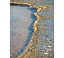 Sand Ribbon Photographic Print
