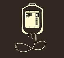 Coffee Transfusion Unisex T-Shirt