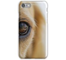 Golden Eye II iPhone Case/Skin