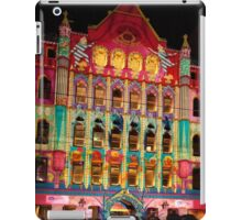 Melbourne - White Night 10 iPad Case/Skin