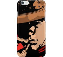 Dirty Clint iPhone Case/Skin