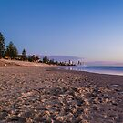 Sunrise at Nobby Beach by Brent Randall