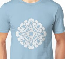 Winter Flake II Unisex T-Shirt