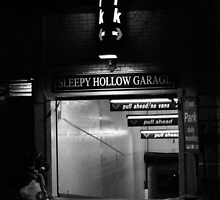 sleepy hollow by interferish