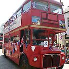 The lesser spotted routemaster London bus by christhepostman