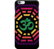 Om Dharma Psychedelic iPhone Case/Skin