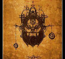 Zodiac - Libra by Aleks Shcherbakov