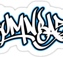 Drum 'n' Bass Sticker