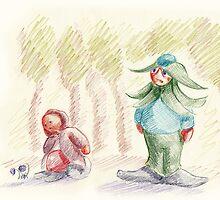 Arcaron baby: Occuria story 1 by Arcaron Merchandising