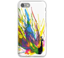 Colorful Peacock iPhone Case/Skin