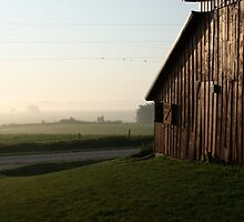 Iowa Morning by Ryan  Rapp