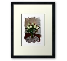 From My Love Framed Print