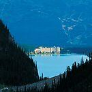Chateau Lake Louise by Simon Hodgson
