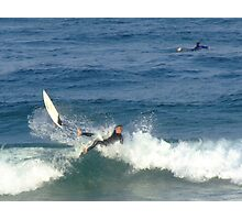 Surfers at Maroubra Beach 002 Photographic Print