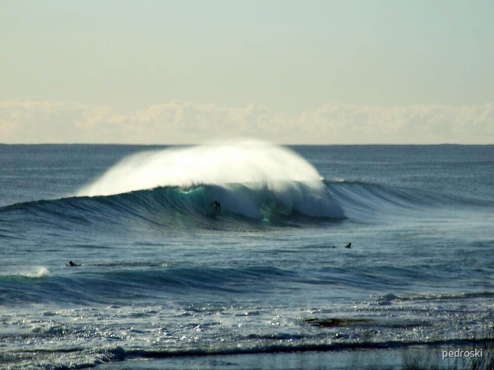 Yallingup Surf Break by pedroski