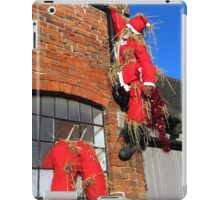 Santa Claus is coming to town iPad Case/Skin