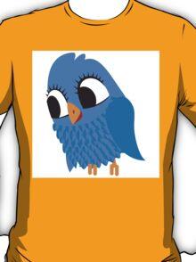 Adorable cartoon owl T-Shirt