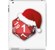 Christmas Dice iPad Case/Skin