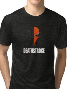 Deathstroke Tri-blend T-Shirt