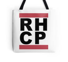 Run Chili Peppers Tote Bag