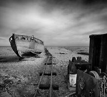 Abandoned B&W by Bob Culshaw