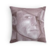 Heath Ledger Tribute Throw Pillow