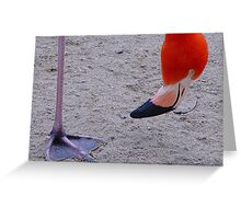 Query Greeting Card