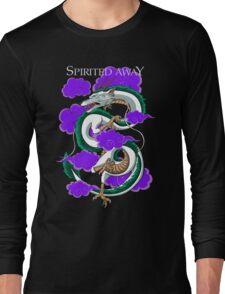 Haku-Spirited Away Long Sleeve T-Shirt