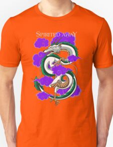 Haku-Spirited Away Unisex T-Shirt