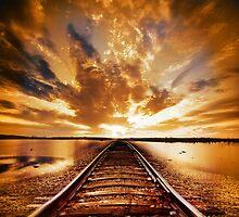 My way by PhotoDream Art