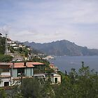 Amalfi Coast by tvlgoddess