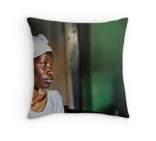 'HIV Mother' Kigali, Rwanda Throw Pillow