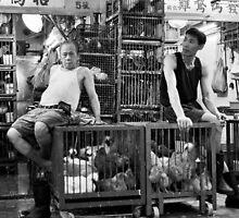 Chicken Men by Caprice Sobels