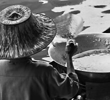 Wok Woman by Caprice Sobels