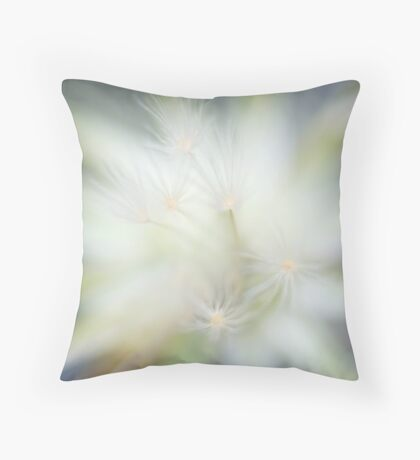 tiny explosions Throw Pillow