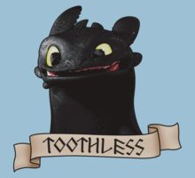 Toothless Smile Kids Clothes