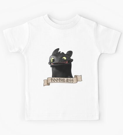 Toothless Smile Kids Tee