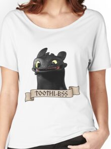 Toothless Smile Women's Relaxed Fit T-Shirt