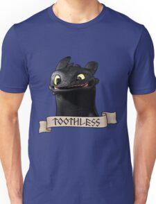 Toothless Smile Unisex T-Shirt