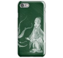 Arcaron baby: blackboard Occuria story 4 iPhone Case/Skin