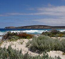 East Mylies beach by georgieboy98