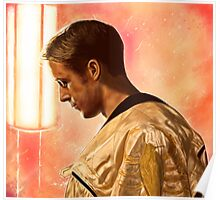 Ryan Gosling from Drive  Poster