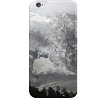 the glacier  iPhone Case/Skin