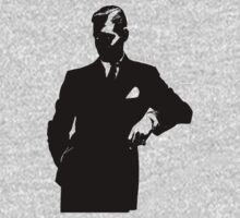 Clark Gable Is A Classy Silhouette Kids Clothes