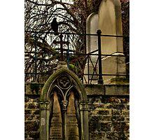 Vigil (collaboration with Dave Warren) Photographic Print